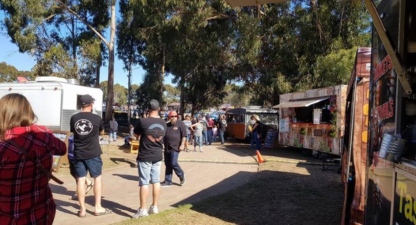St Anne's winery - Food Vendors
